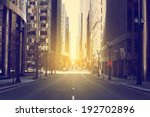 chicago | Shutterstock . vector #192702896