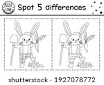 Easter Find Differences Game...