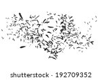 digitally generated many...   Shutterstock . vector #192709352