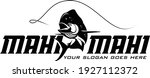 Mahi Mahi Fish Logo. Fresh And...