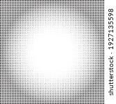 dot background. halftone...   Shutterstock .eps vector #1927135598