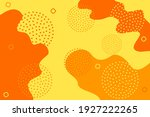 abstract colorful funky... | Shutterstock .eps vector #1927222265