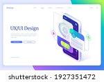 ui and ux design  user...