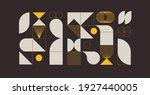 modern abstract  background... | Shutterstock .eps vector #1927440005