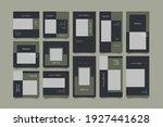 minimalist social media post... | Shutterstock .eps vector #1927441628