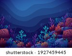 Under The Sea Background....
