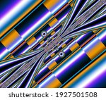 Computer Generated Abstract...