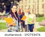 summer holidays  education ... | Shutterstock . vector #192753476