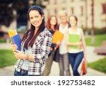 summer holidays  education ... | Shutterstock . vector #192753482