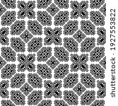 seamless vector pattern in... | Shutterstock .eps vector #1927553822