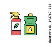eco household clean products...