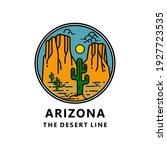Arizona The Desert Line...