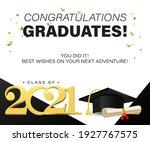 congratulations graduates...   Shutterstock .eps vector #1927767575