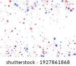 american memorial day stars... | Shutterstock .eps vector #1927861868
