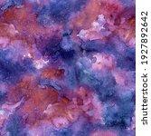 watercolor tie dye seamless... | Shutterstock . vector #1927892642