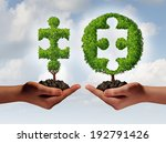 business consulting advising... | Shutterstock . vector #192791426