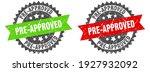 pre approved grunge stamp set.... | Shutterstock .eps vector #1927932092