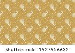 bandana print. vector seamless... | Shutterstock .eps vector #1927956632