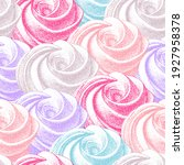seamless pattern with color... | Shutterstock .eps vector #1927958378