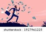 african american businessman... | Shutterstock .eps vector #1927961225