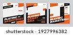 sports social media post design ... | Shutterstock .eps vector #1927996382