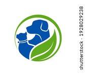 Vector Pet Shop Logo Design...