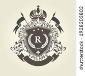 imperial royal  coat of arms  ...   Shutterstock .eps vector #1928203802