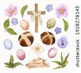 Religious Easter Clipart Cross  ...