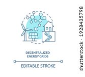 Decentralized Energy Grids...
