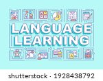 language learning word concepts ...