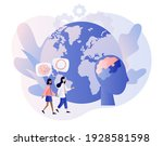 psychology without borders.... | Shutterstock .eps vector #1928581598