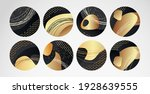 vector earth tone abstract... | Shutterstock .eps vector #1928639555