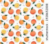 summer seamless pattern with... | Shutterstock . vector #1928652008