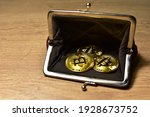 Bitcoin Coin In Wallet For...