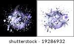 vector illustration of abstract | Shutterstock .eps vector #19286932