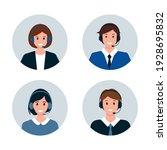 call center or customer service ... | Shutterstock .eps vector #1928695832