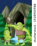 Night Scene With Goblin Or...