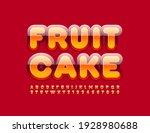 vector tasty template fruit... | Shutterstock .eps vector #1928980688