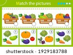 matching game  education game...   Shutterstock .eps vector #1929183788