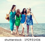 summer holidays and vacation... | Shutterstock . vector #192931436