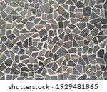 Grey Print Camouflage Pattern....