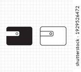 wallet illustration  wallet...   Shutterstock .eps vector #1929526472