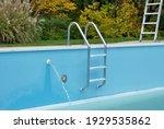 Backyard Swimming Pool With...