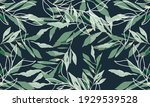nature flowers and leaves... | Shutterstock .eps vector #1929539528