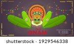 vector illustration of greeting ... | Shutterstock .eps vector #1929546338
