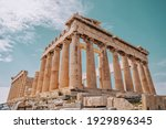 The Parthenon Is A Former...