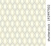 seamless two tone pattern... | Shutterstock .eps vector #192997502