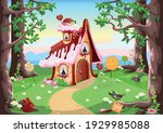 Sweet Little House With...