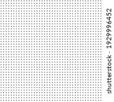 geometric polka dots seamless...   Shutterstock .eps vector #1929996452