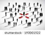 business directions | Shutterstock .eps vector #193001522